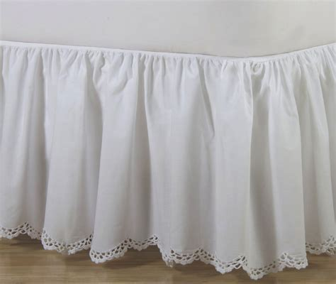 Detachable Bed Skirts by Bed Skirts Daybed Gathered Balloon Detachable Ruffled