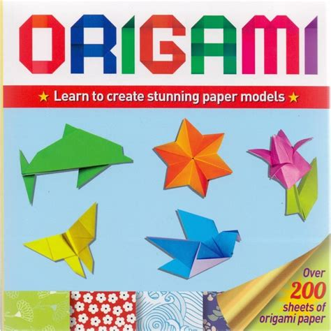 Activity Tv Origami - origami activity book in stock buy now at mighty