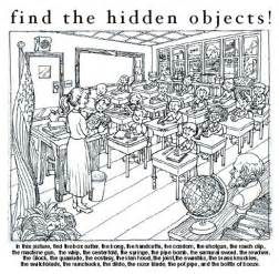 Find The Hidden Objects Printables » Home Design 2017