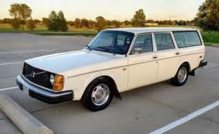 Volvo Wagon For Sale 1978 Volvo 245 Wagon Classic Vintage Flat Manual B21