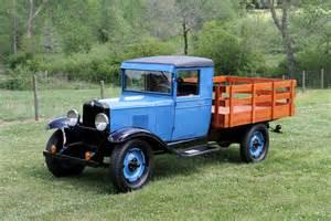 1930 chevrolet ad universal truck