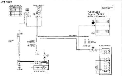 wiring diagram nissan pathfinder 28 images nissan
