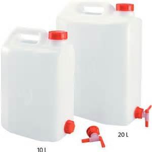 jerrican 224 robinet 10 224 20 l manutan fr