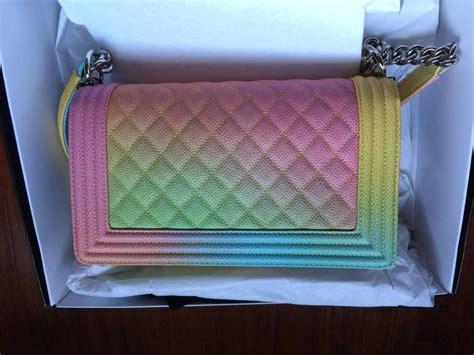 Chanel Boy Jbag X6 chanel rainbow chanel boy handbag medium 17 crossbody new