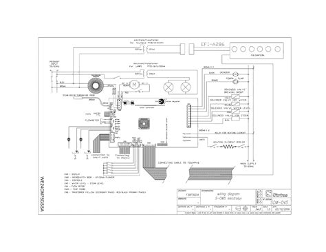 schematic diagram for bunn coffee maker schematic free