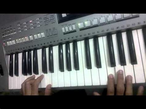 Keyboard Dan Piano belajar keyboard dan piano agu anak anak cicak cicak di