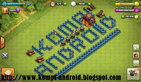 game mod coc selain fhx clash of clans mod apk fhx v6 private server indonesia
