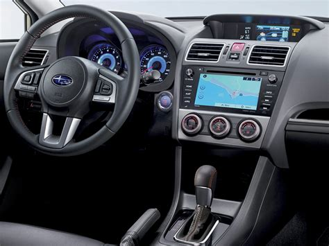 subaru suv 2016 interior 2016 subaru crosstrek hybrid price photos reviews