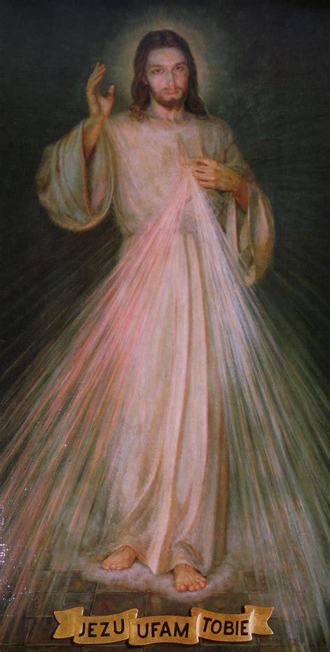 imagenes de jesus dela misericordia para colorear divina misericordia sor faustina
