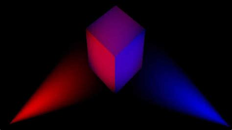 combination of blue red blue light combination youtube