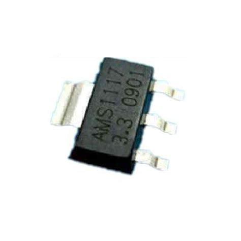 10x Ams 1117 5 0 Regulator 5 Volt 10pcs ams1117 3 3v 1a voltage regulator electrodragon