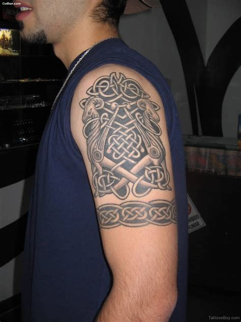 gaelic tattoo celtic tattoos designs pictures