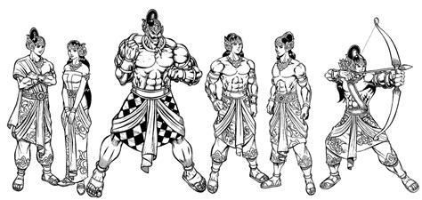 Komik Mahabharata 8 Mulainya Bharatayudha gelatik record indonesia pembagian lakon wayang purwa