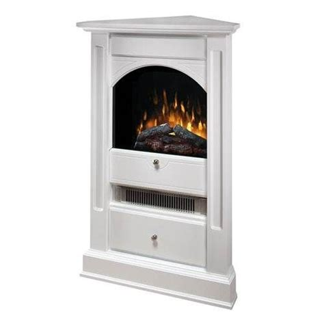 White Electric Corner Fireplace by Best 25 Corner Electric Fireplace Ideas On