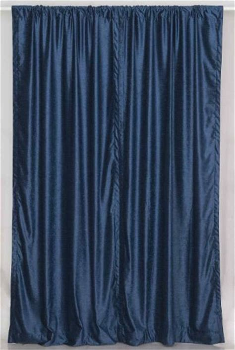 Navy Velvet Curtains Stylish Blue Curtains For Your Home Hometone