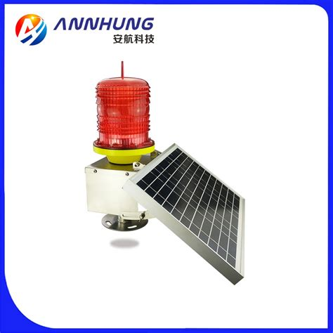 Products Icao Aviation Obstruction Light Solar Solar Obstruction Light