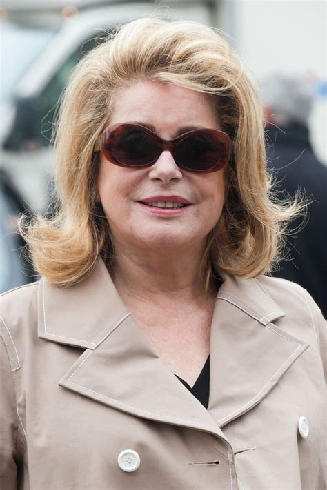 catherine deneuve louis vuitton catherine deneuve in celebs at the louis vuitton show in