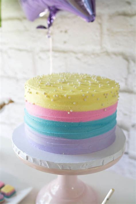 cake colors best 25 unicorn birthday cakes ideas on