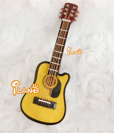 Electric Guitar Miniatur 3d Metal Puzzle miniature guitar promotion shop for promotional miniature