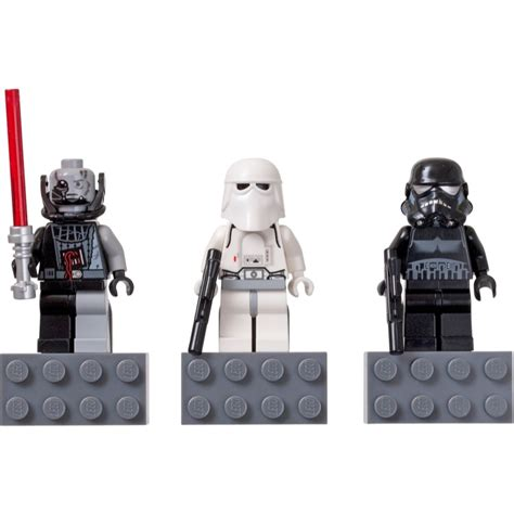 Lego Wars Minifigure Shadow Stromtrooper lego wars sets classic 852715 snowtrooper battle damaged darth vader and shadow trooper