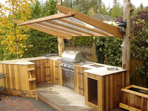 build  ultimate outdoor kitchen designs diy