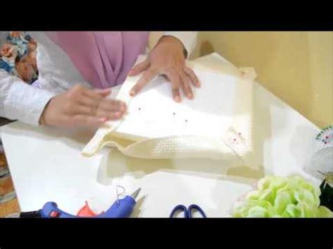 youtube membuat hantaran pengantin cara cara membuat bantal hantaran mykomunitikreatif