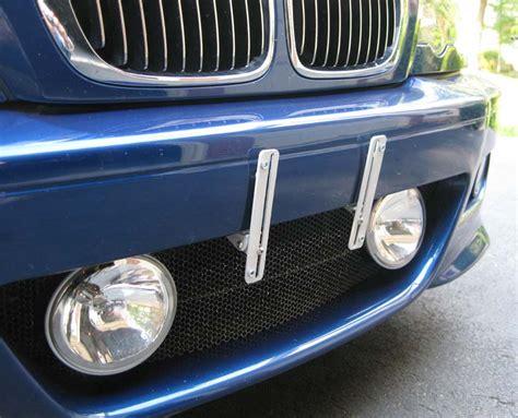 bmw front license plate bracket no holes no holes front license plate bracket