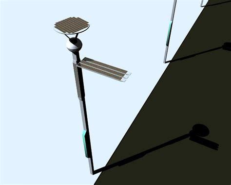 designboom lighting street green light designboom com