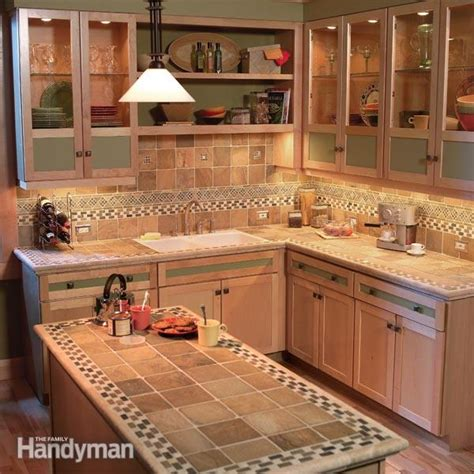 space saving ideas for small kitchens small kitchen space saving tips the family handyman