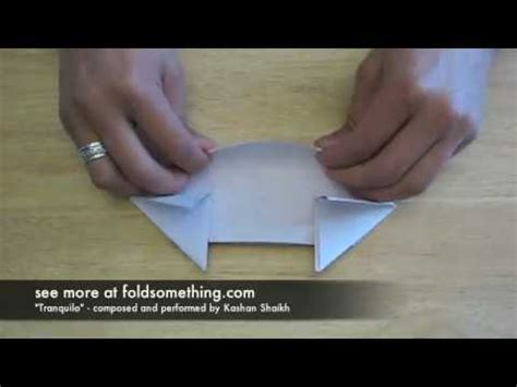 How To Make An Origami Tank Step By Step - how to fold an origami paper tank