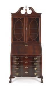 Jasper Cabinet Company 614 Jasper Cabinet Co Mahogany 84 H 33