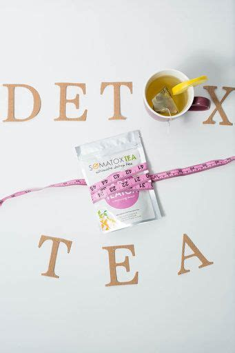 Detoxing Feeling by Feel Detox Tea And Feelings On