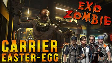 exo zombies carrier easter egg solo coop tutorial easter egg quot strandgut quot exo zombies
