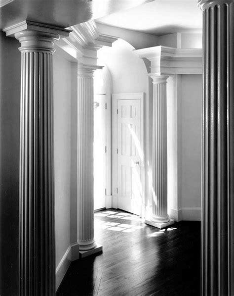 authentic replication columns doric capitals attic