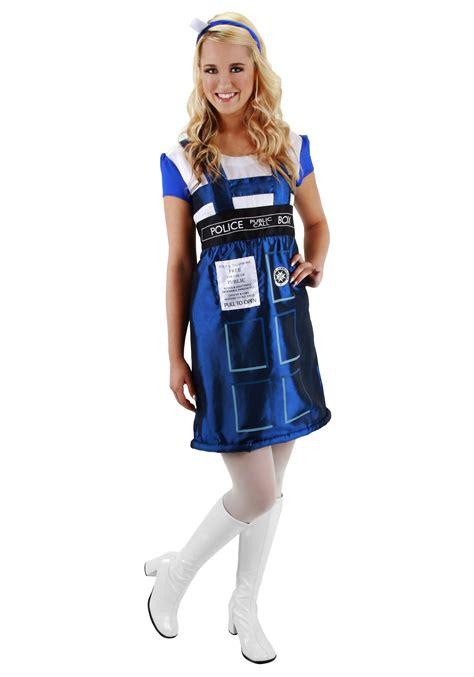 Dr Who Wardrobe Tardis by Dr Who Tardis Dress