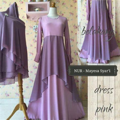 Rafisha Syari 2 dress jakarta outlet nurhasanah outlet baju