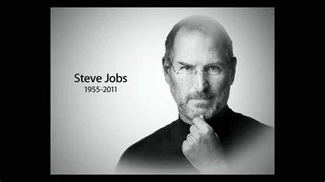 biography of steve jobs youtube thank you steve jobs a short tribute youtube
