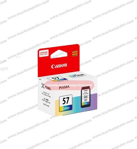 Cartridge Canon Cl 57 Color cartridge canon cl 57 color