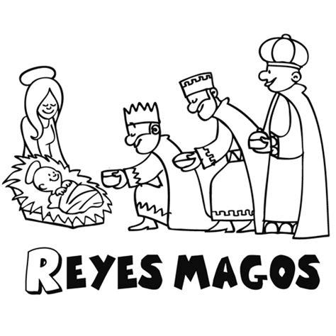 reyes magos imagenes para dibujar a lapiz 10 dibujos de reyes magos para colorear