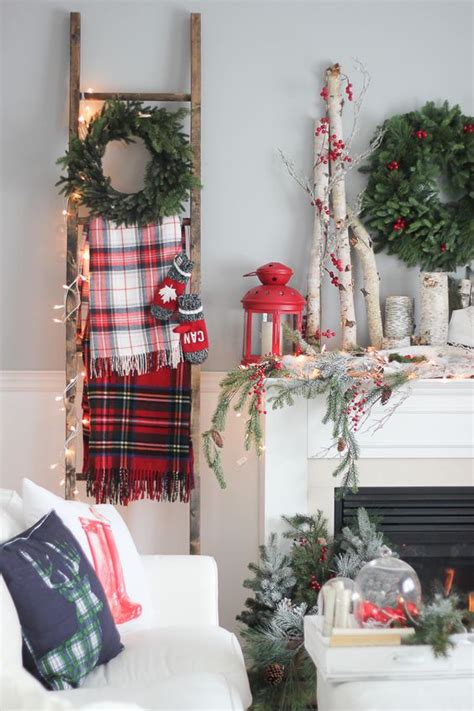 christmas decor for the home holiday decorating inspiration and ideas 30 pics decor
