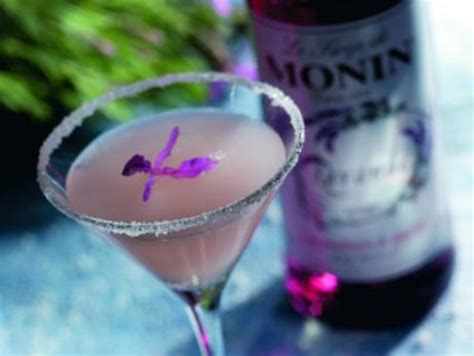 martini lavender year s specialty cocktail recipes diy inspired