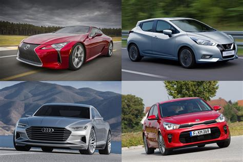 new best best new cars for 2017 auto express