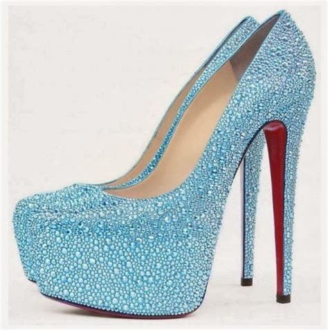 Light Blue Wedding Shoes by Wedding By Designs Light Blue Wedding Shoes