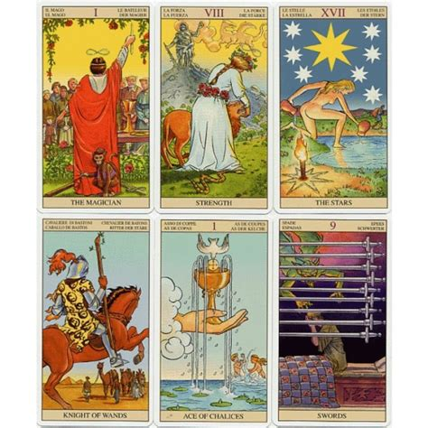 the new visio tarot of the new vision kit lt tarot