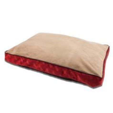 kong pillow kong tough pillow pet bed by barker brands