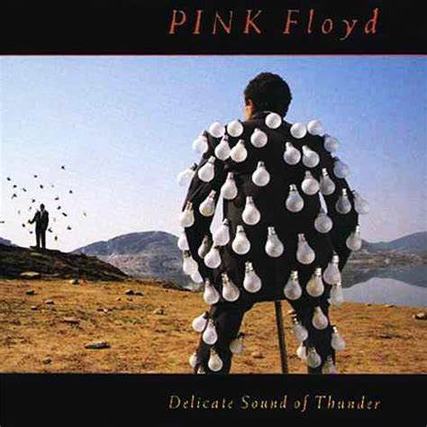 Light Art Music Pink Floyd S Delicate Sound Of Thunder