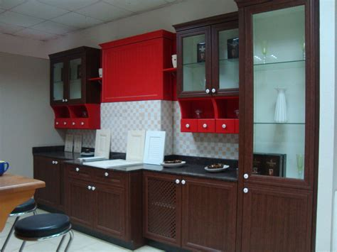 china mdf with pvc foiling kitchen cabinets photos