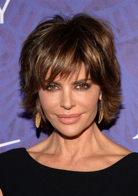 lisa rinnacurrent haircolir 44 best the sexy lisa rinna images on pinterest short