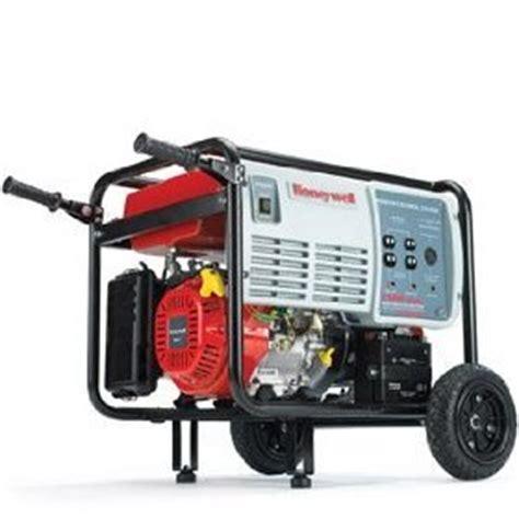 diesel generator portable honeywell hw7500el 9 375 watt