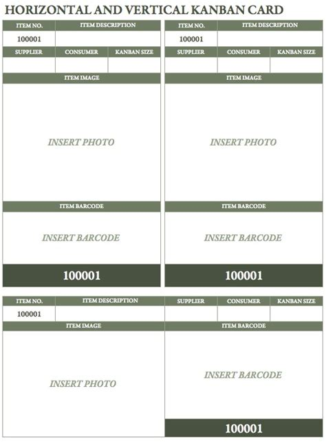 kanban card template free kanban card templates smartsheet